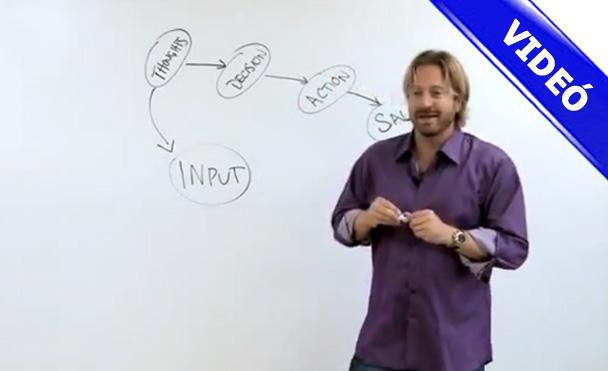 VIDEÓ: A sikeres online vállalkozó Frank Kern egyik legnagyobb sikertitka
