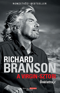 A Virgin-sztori Richard Branson