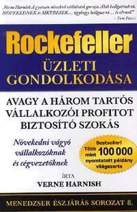 Rockefeller üzleti gondolkodása Verne Harnish