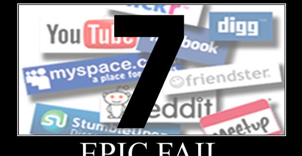 7 óriási céges bukás a közösségi hálókon és, amit tanulhatsz belőle