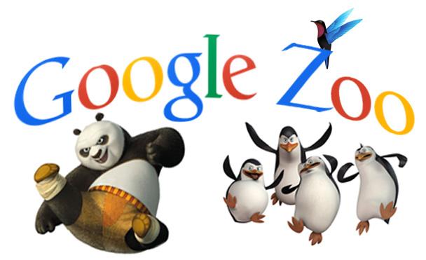SEO sikerreceptek, avagy a Google állatkert veled vagy ellened?