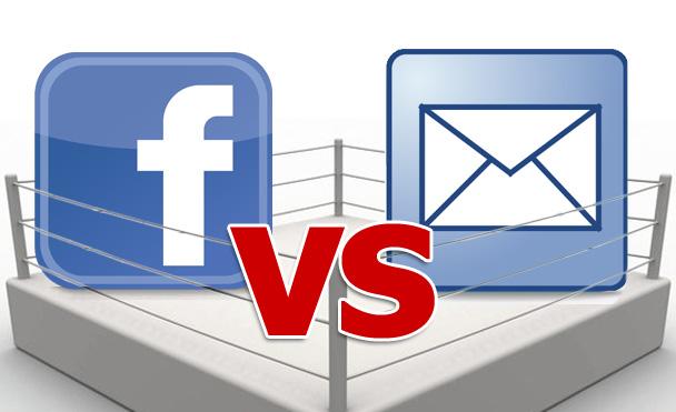 Facebook rajongók vs. Email feliratkozók