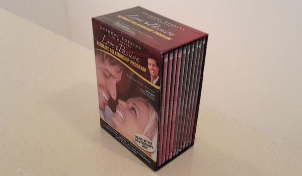Tony Robbins DVD