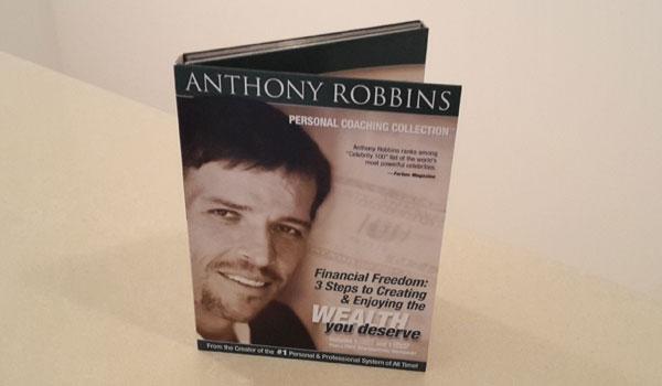 Anthony Robbins infotermék