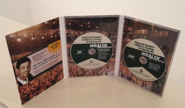 Tony DVD