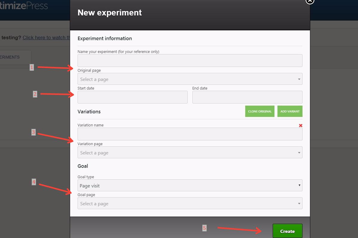 optimizepress-pluspack-experiments
